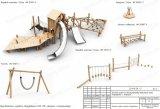 В Барнаульском парке установят малые архитектурные формы