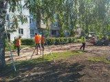 Благоустройство дворовых территорий в Самаре в 2021 году