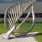 В парке Липецка установят малые архитектурные формы