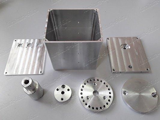 Изготовление корпусов для оборудования, приборов