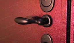 Порошковая покраска дверей