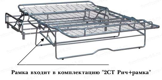"""Механизм трансформации """"2СТ Рич"""""""
