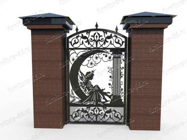 Входные двери и ворота